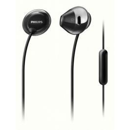 Sluchátka Philips SHE4205BK, černá