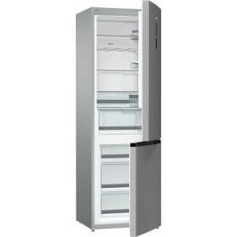 Kombinovaná lednice s mrazákem dole Gorenje NRK6193TX4, A+++