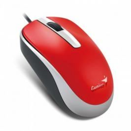 Myš Genius DX-120 červená