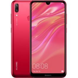 Mobilní telefon Huawei Y7 2019 3GB/32GB, červená