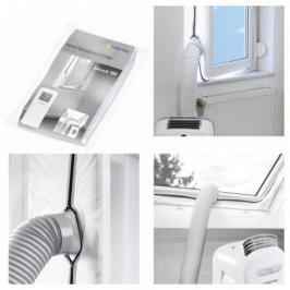 Těsnění oken pro mobilní klimatizace TROTEC Airlock100