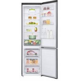 Kombinovaná lednice s mrazákem dole LG GBP32DSKZN, A++