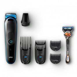 Multifunkční zastřihovač vousů a vlasů 7v1 Braun MGK 5045
