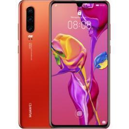 Mobilní telefon Huawei P30 DS 6GB/128GB, oranžová