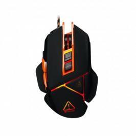Canyon Hazard CND-SGM6N hráčská myš, LED podsv., černá
