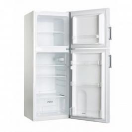 Kombinovaná lednice s mrazákem nahoře Candy CMDS 5122WH, A+