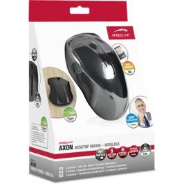 SPEED LINK AXON Desktop Mouse - Wireless, black