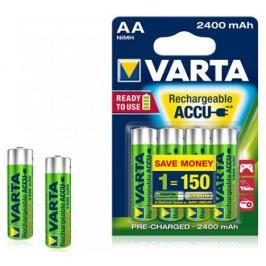 Baterie Accu 4xAA 2400