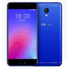 MEIZU M6, 3GB/32GB, modrá