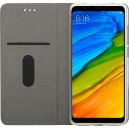 Pouzdro pro Xiaomi Redmi 5 Plus, flip, černá