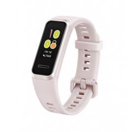 Chytrý náramek Huawei Band 4, růžovobílá
