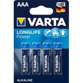 Alkalické baterie Varta High Energy AAA 4x
