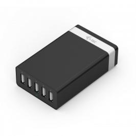 SMART USB 5 PORT CHARGER 40W / 8A