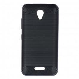 Zadní kryt pro Huawei P10, carbon, černá