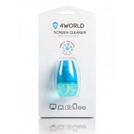 4World Čistící Gel 50ml + hadřík BLUE