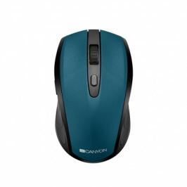 Canyon CNS-CMSW08B, optická myš Bluetooth/Wireless USB, zelená