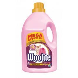 WOOLITE Delicate a Wool 4,5 l / 75 pracích dávek