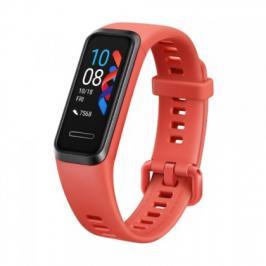 Chytrý náramek Huawei Band 4, oranžová