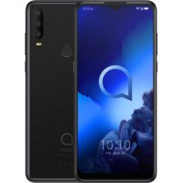 Mobilní telefon Alcatel 3X 2019 6GB/128GB, černá