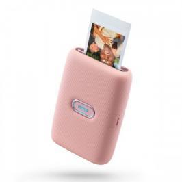 Bezdrátová tiskárna Instax Mini Link pro mobilní telefony,růžová