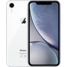 Mobilní telefon Apple iPhone XR 128GB, bílá