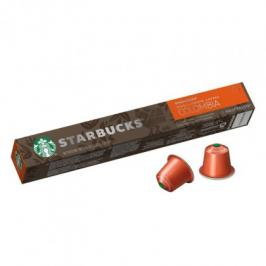 Kapsle Nespresso Starbucks NESSTARBCOLOM Single-origin Colombia
