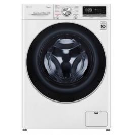 Pračka s předním plněním LG F2WN5S6S1, A+++, 6,5 kg, pára, slim