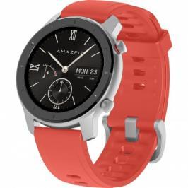 Chytré hodinky Xiaomi Amazfit GTR 42mm, červená