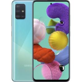 Mobilní telefon Samsung Galaxy A51 4GB/128GB, modrá