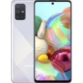 Mobilní telefon Samsung Galaxy A71 6GB/128GB, stříbrná