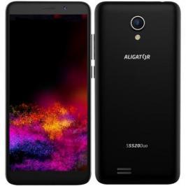 Mobilní telefon ALIGATOR S5520 Duo 1GB/16GB, černý