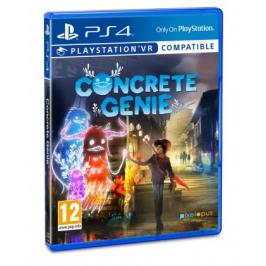 Sony PS4 hra Concrete Genie