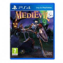 Sony PS4 hra MediEvil
