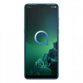 Mobilní telefon Alcatel 3X 6GB/128GB, zelená