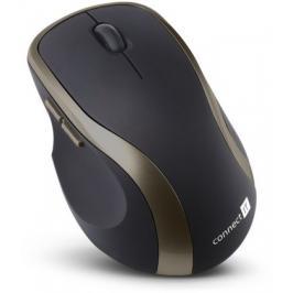 Bezdrátová myš Connect IT CI-1133, černá