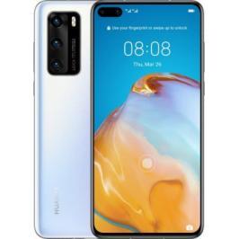 Mobilní telefon Huawei P40 8GB/128GB Ice White
