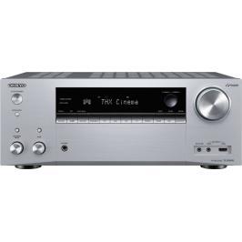AV receiver ONKYO TX-NR696/stříbrný