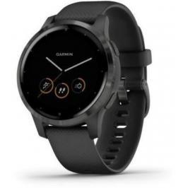 Chytré hodinky Garmin Vívoactive 4S, černá/šedá