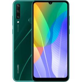 Mobilní telefon Huawei Y6P 3GB/64GB, zelená