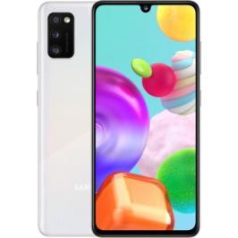 Mobilní telefon Samsung Galaxy A41 4GB/64GB, bílá