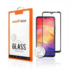 Tvrzené sklo RhinoTech pro Xiaomi Redmi Note 8 Pro (Edge glue)