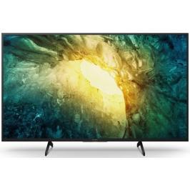 Smart televize Sony KD-55X7055 (2020) / 55