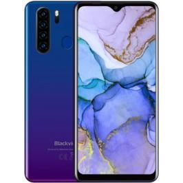 Mobilní telefon iGET Blackview GA80 Pro 4GB/64GB, modrá