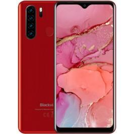 Mobilní telefon iGET Blackview GA80 Pro 4GB/64GB, červená