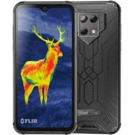 Odolný telefon iGET Blackview GBV9800 Pro Thermo 6/128GB, stříbr