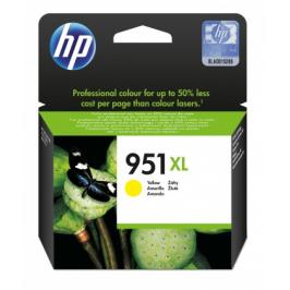 Cartridge HP CN048AE, 951XL, žlutá
