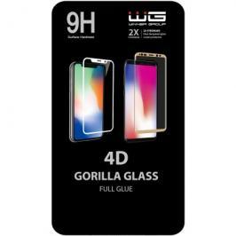 Tvrzené sklo 4D pro Xiaomi Redmi Note 9 Pro/Note 9S černá