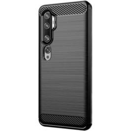 Zadní kryt pro Xiaomi Mi Note 10 Lite, Carbon, černá
