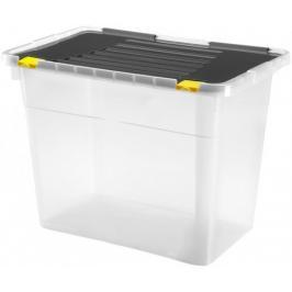 Heidrun HDR660 Box úložný s víkem 100l, plast,78x38,5x47,5cm