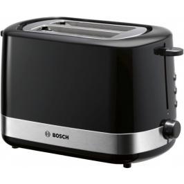 Topinkovač Bosch TAT7403,800W,černá/nerez